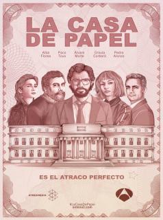 voir serie La Casa de Papel en streaming