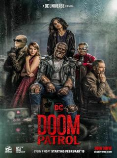 voir serie Doom Patrol en streaming