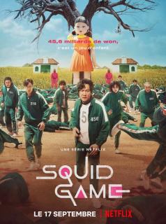 voir serie Squid Game en streaming